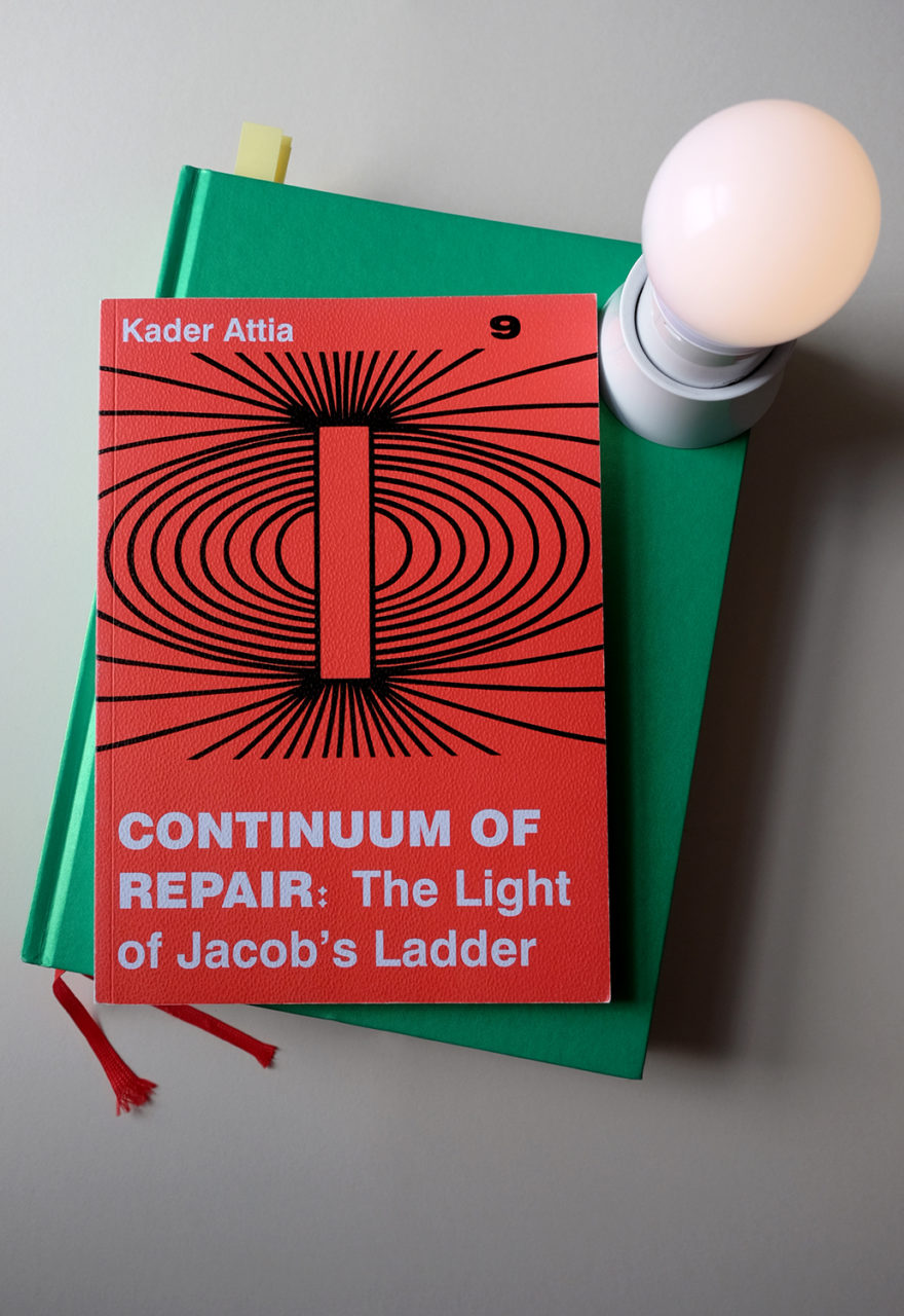 Carol Montpart Studio - Continuum of Repair