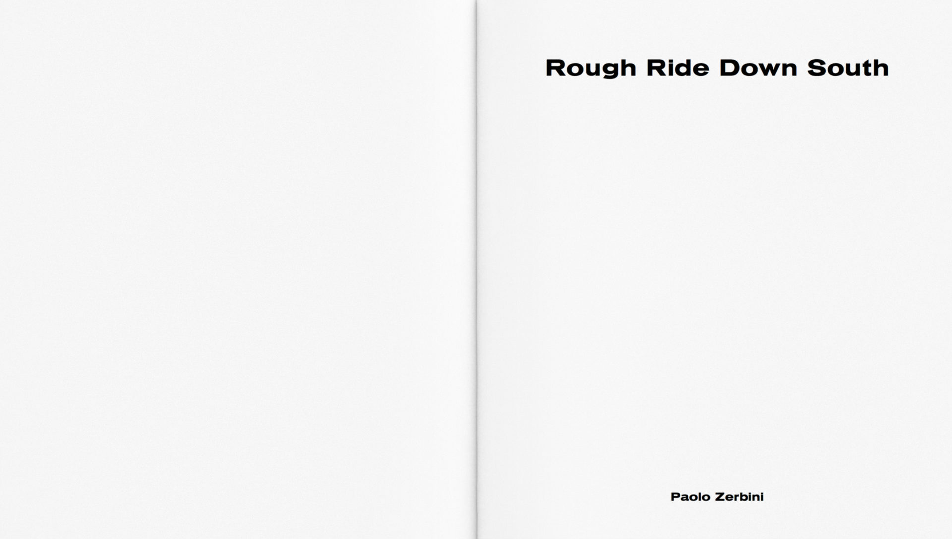 Carol Montpart Studio - Rough Ride Down South